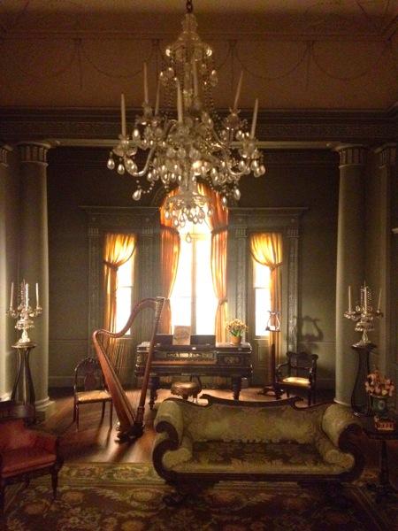 harp thorne rooms chicago art institute