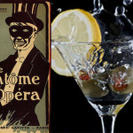 The Phantom of the Opera Paired with a Martini…Straight Up