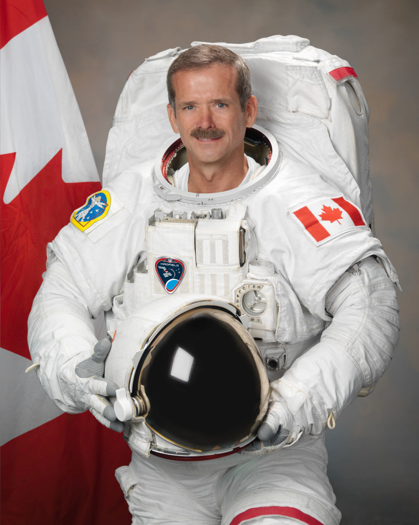 Chris Hadfield An Astronaut's Guide to Life on Earth