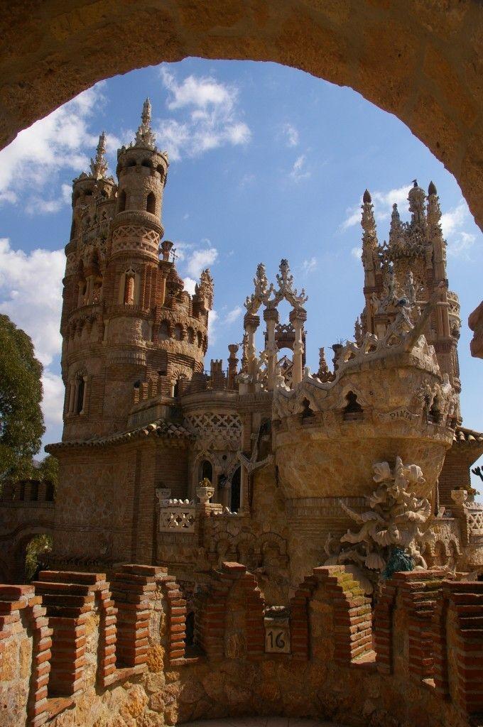 spanish castle pinterest lit with a twist