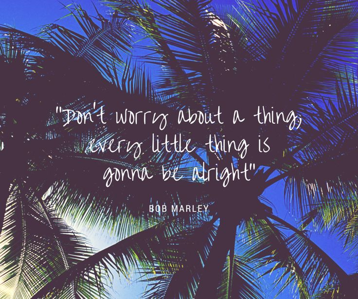 dont-worry-bob-marley pinterest lit with a twist