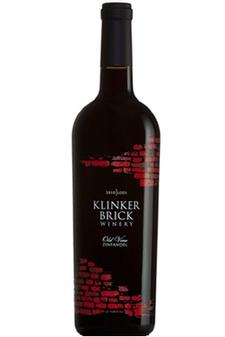 klinker-brick-old-vine-zinfandel