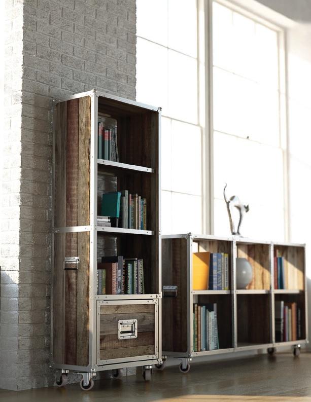 All The Pretty Bookcases