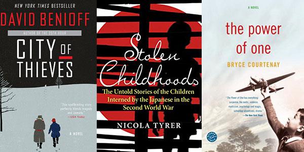 books-war-children