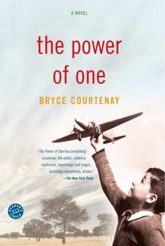 power-of-one-novel