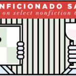 Book Deal: Nonficionado Sale at Powells.com