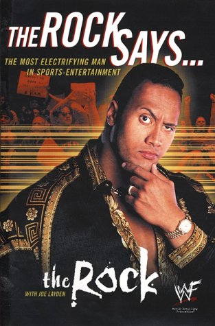 dwayne the rock johnson memoir